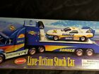 VINTAGE 2000 SUNOCO TOY PRO-STOCK TRANSPORTER  LIVE ACTION #7