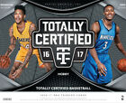 2016-17 Panini Totally Certified Basketball Factory Sealed Unopened Hobby Box