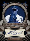 2004 Upper Deck Etchings Etched in Time Autograph Blue #MM Mark Mulder Auto 250