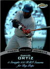 David Ortiz Baseball Cards, Rookie Card Checklist, Autograph Guide 16