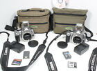 Canon EOS Rebel XT 8MP digital DSLR body w CF card bag battery charger
