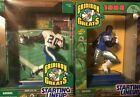 1998 & 1999 Starting Lineup Football Barry Sanders Gridiron Greats SLUs MINT!
