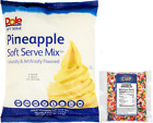 By The Cup Sprinkles and Soft Serve Ice Cream Bundle Pineapple Dole Whip 440