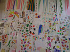 Lot of 175 Partial Sticker Sheets by Creative Memories  Mrs Grossmans Vintage