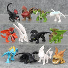 How To Train Your Dragon Night Fury 12 PCS Action Figure Cake Topper Gift Toy US