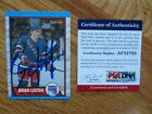 Brian Leetch Cards, Rookie Cards and Autographed Memorabilia Guide 34