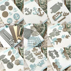 Fish Marine Sea Animal Metal Cutting Dies Cut Scrapbook Card DIY Embossing Craft