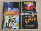 FORCEFIELD  S/T+The Talisman II+To Oz And Back III+Let The Wild Run Free IV 4 CD