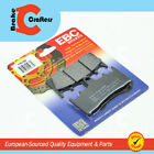 FOR 2001 - 2002 SUZUKI GSX-R1000K - FRONT EBC ORGANIC BRAKE PADS - 1 PAIR