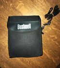 BUSHNELL Soft Black Case Binoculars Carrying Bag 7X 51 2 X 3 Easy Close STRAP