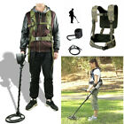 Universal Metal Detecting Harness Sling Swing Ground Metal Detector Support Belt