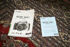 Canon EOS 300D Instructions original english manual + pocket guide
