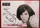 The Women Of The Avengers - FENELLA FIELDING - VARIANT #2 - Autograph Card WAFF