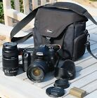 CANON EOS 50D + LENSES + BAG - REDUCED
