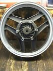 83-85 HONDA INTERCEPTOR VF750F VF 750 Rear Wheel Rim OEM *SLIGHT WOBBLE* 18×3