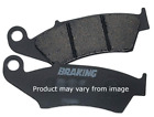 Braking Rear Brake Pads - SM1 Compound for Moto Guzzi Street Motorcycles