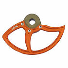 7602 Racing Front Disc Guard Orange for KTM Off-Road Motorcycles