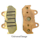EMGO Front Grooved Brake Pads for Laverda Street Motorcycles