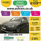 2014 GREY AUDI RS4 AVANT 42 FSI QUATTRO PETROL AUTO CAR FINANCE FR 109 PW
