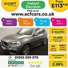 2015 GREY BMW X5 20 XDRIVE25D M SPORT 7 SEAT DIESEL 4X4 CAR FINANCE FR 113 PW