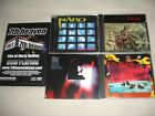 AOR ROCK METAL - Lot of 5 cds + DVD - Naro, Live, 7th heaven, Cooper Temple