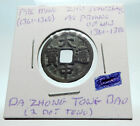 1361AD CHINESE PRE Ming Dynasty Antique ZHU YUANZHANG Cash Coin of CHINA i74451