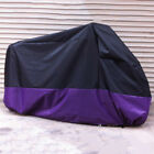 Size XXL Motorcycle Rain Cover For Ducati Suzuki BMW Outdoor Scooter Dust Sun