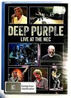DEEP PURPLE ~ LIVE AT THE NEC ~ Brand New and sealed DVD