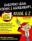 Everyday Legal Forms  Agreements Made E Z Made E Z Guides by German Mario D