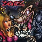 XYZ - Hungry - 1991 CD - signed Terry Ilous, Pat Fontaine Capitol Records