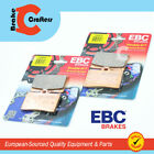 1996 - 1998 LAVERDA 668 GHOST - FRONT EBC HH RATED SINTERED BRAKE PADS - 2 PAIR