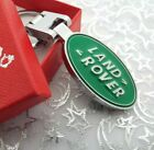 LAND ROVER CAR LOGO STRONG METAL DOUBLE SIDED KEY RING WITH GIFT BOX BIRTHDAY