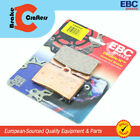 1996 - 1998 LAVERDA 668 DIAMANTE - FRONT EBC HH SINTERED BRAKE PADS - 1 PAIR