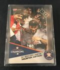 TOPPS Now Houston Astros 2017 World Series Collector Team Set 20 Cards