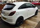 LARGER PHOTOS: 2011 vauxhall corsa 1.3cdti ecoflex limited edition spares or repairs