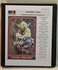 1999 Topps Star Wars Chrome Archives Trading Cards 16