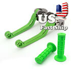 Fit Kawasaki KX250F 2005-2012 YZ250 07 Pivot Brake Clutch Lever Handle Grips US