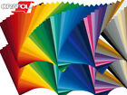 10 Sheets 12 X 12 ORACAL 651 Craft  Hobby Cutting Vinyl 63 Color Choices