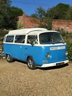 VW Early Bay Dormobile Camper 1971