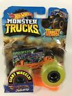 2019 HOT WHEELS MONSTER Trucks DAIRY DELIVERY Custom Spooky House 1 64