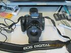 Canon EOS 350D / Digital Rebel XT 8.0MP Digital SLR Camera - Black (Kit w/ EF-S