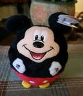 Ty Beanie Ballz Mickey Mouse Round Ball 5
