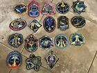 NASA STS 90 To STS 132 Space Program Mission Patch Set Lot Of 21