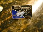 NASA HUBBLE SPACE TELESCOPE PIN NEW ON CARD
