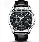 Carnival Men Automatic Watch Date Day Month Week 24hours Mechanical Watch Luxury