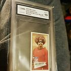 LEON SANDCASTLE (DEION SANDERS) 2013 Bowman GEM MINT ROOKIE Mini! POP 1, RARE!