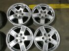 2005 2007 Jeep Grand Cherokee 17 Set of 4 Alum Rim Wheel W Center Cap 09053