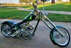 2014 Custom Built Motorcycles Chopper Motorcycle BRAND NEW Custom Built Pro Street Softail Chopper Just Built