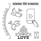 CTMH Close To My Heart Acrylic Stamp NEW 50 off retail Lots of Love