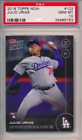 2016 Topps Now 2992 Julio Urias Debut at Age 19 Rookie RC #102 PSA 10 Dodgers